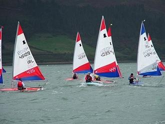 Skerries Sailing Club - Junior Boats