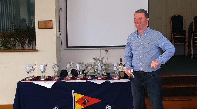 Skerries Regatta 2015 Prize Giving