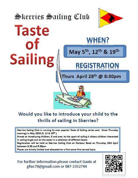 Taste of Sailing