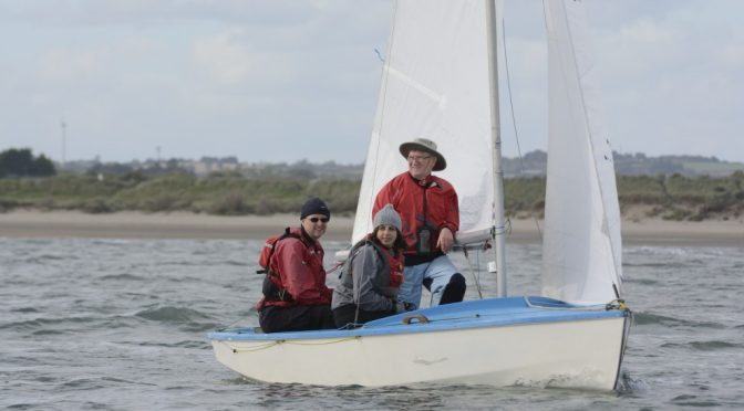 Adult Sail Training Program – Just Sailing 2019