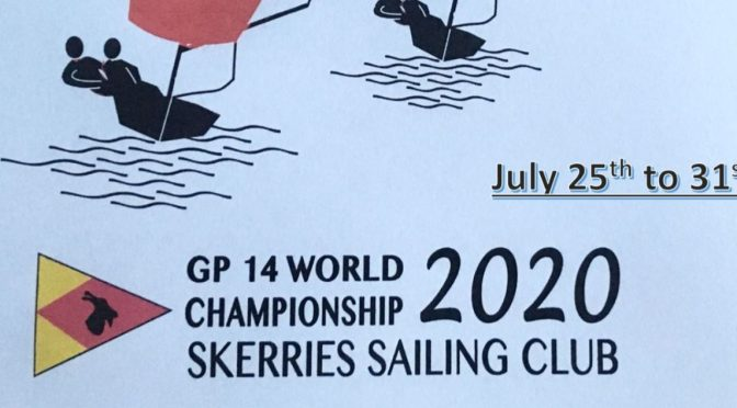 GP14 Worlds 2020 – Accommodation