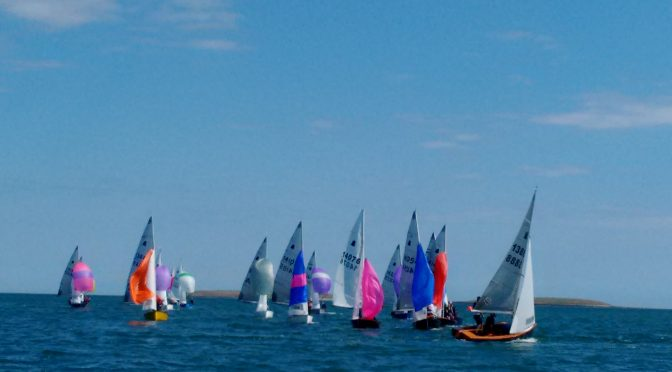 The 3rock GP14 Championship of Ireland