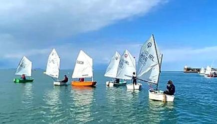 2021 Junior summer sailing courses